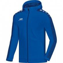 Куртка Jako Hoodie Jacket Striker 6816-04 детская цвет: синий