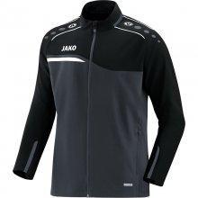 Презентационная куртка Jako Presentation Jackets Competition 2.0 9818-08 детская цвет: антрацит/черный