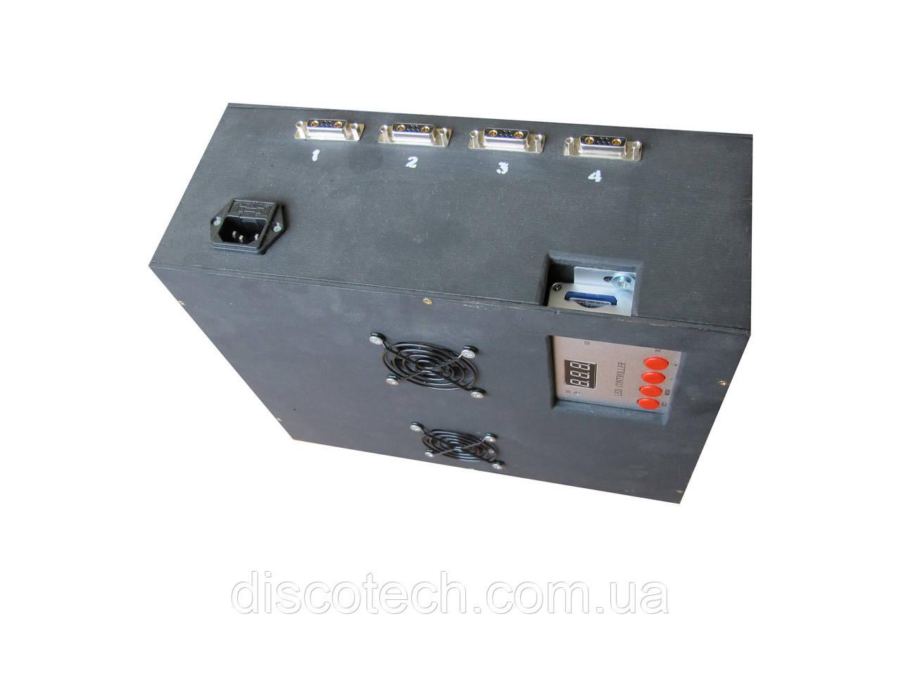 Dj Facade блок управления 4порта х 807SC х600W