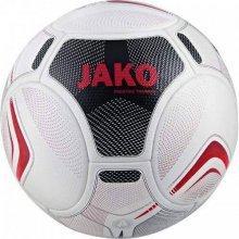 Мяч футзальный Jako Prestige размер 5 2345-00 цвет: белый/черный/красный