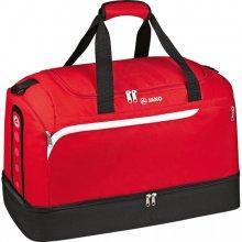 Сумка спортивная Jako Sports Bag Performance 2097-01 цвет: красный/черный