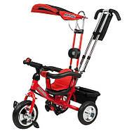 Велосипед детский трехколесный Mini Trike красный