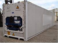 АРЕНДА рефрижераторных контейнеров 20 фут., 40 фут, 45 фут