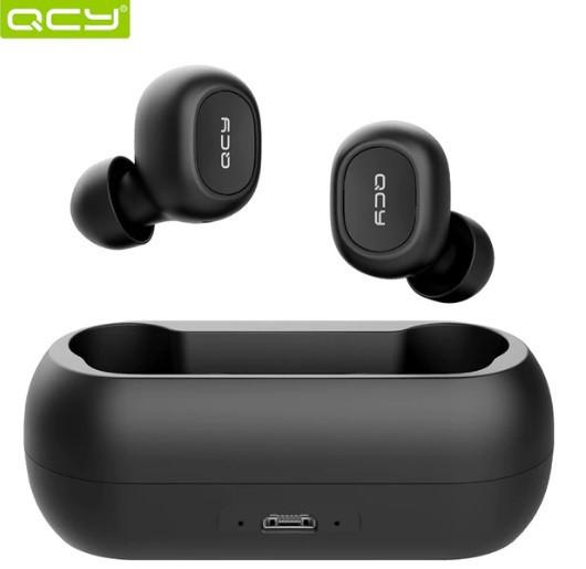 Беспроводные наушники Bluetooth QCY QS1 (T1) Black