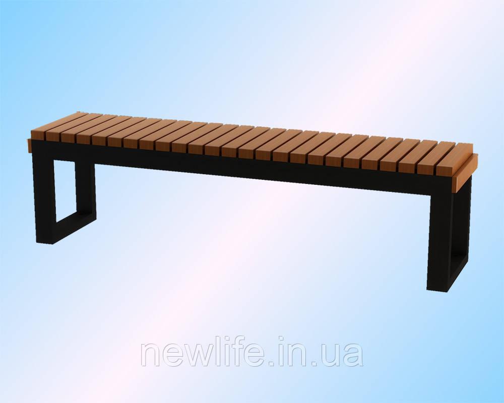 Садовая скамейка, модель Модерн 10