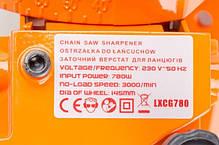 Станок для заточки цепей LEX  LXCG780 (Чехия), 780 Вт, фото 3