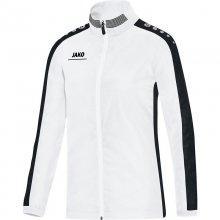 Презентационная куртка Jako Presentation Jacket Striker 9816-00 цвет: белый/черный