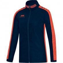 Презентационная куртка Jako Presentation Jacket Striker 9816-18 цвет: темно-синий/оранжевый