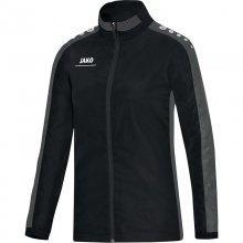 Презентационная куртка Jako Presentation Jacket Striker 9816-08 цвет: черный/серый
