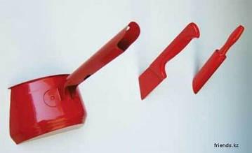 Крючки настенные для ключей и одежды - необычное применение