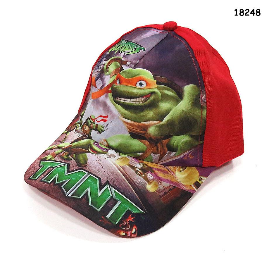 Кепка Turtles для мальчика. 50-53 см, фото 1