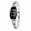 Смарт-часы Smart band LEMFO H8 Silver, фото 2