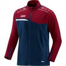 Презентационная куртка Jako Presentation Jackets Competition 2.0 9818-09 цвет: темно-синий/темно-красный