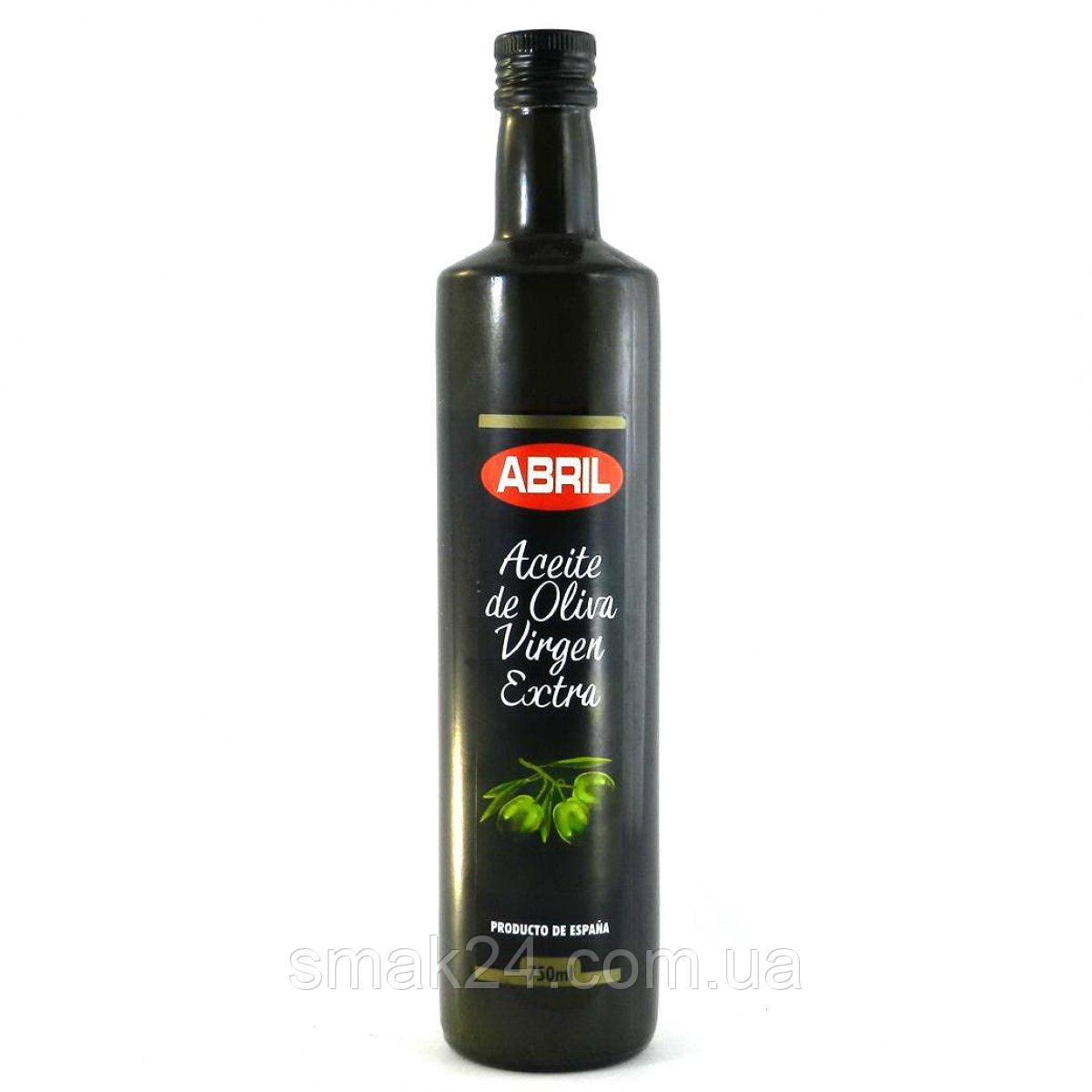 Масло оливковое  Abril Aceite de oliva virgen extra  750 мл Испания