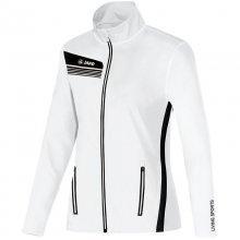 Олимпийка Jako Jacket Atletico 9825-00 детская цвет: белый/черный