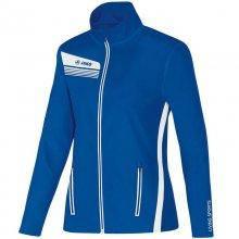 Олимпийка Jako Jacket Atletico 9825-04 детская цвет: синий/белый