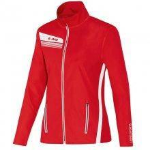 Олимпийка Jako Jacket Atletico 9825-01 детская цвет: красный/белый