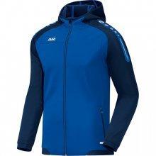 Куртка с капюшоном Jako Hoodie Jacket Champ 6817-49 цвет: синий/темно-синий