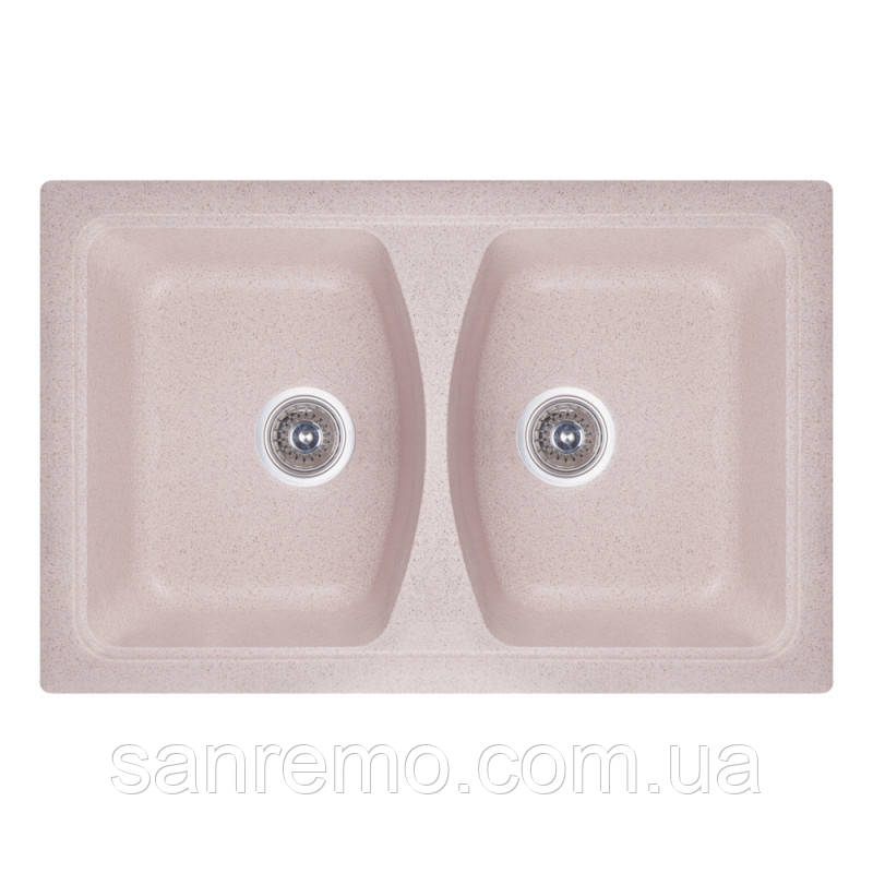 Кухонная мойка Fosto7950kolor 806