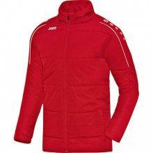 Куртка Jako Coach Jacket Classico 7150-01 детская цвет: красный