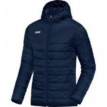 Пуховик Jako Quilted Jacket Classico 7250-09 детский цвет: темно-синий