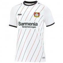 Футбольная форма Jako Bayer 04 Leverkusen Ausweich KA BA4218I-00 цвет: белый