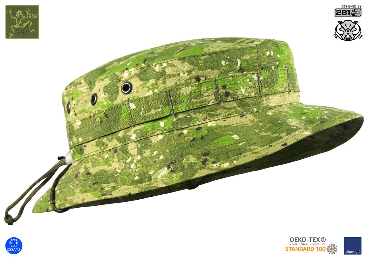 """Панама військова польова P1G-Tac® """"MBH"""" (Military Boonie Hat) - Prof-It-On - Жаба Польова"""