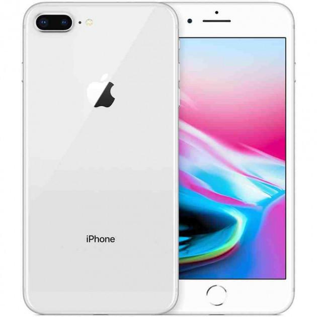 Смартфон Apple iPhone 8 Plus 64GB Silver (MQ8M2) (Відновлений)
