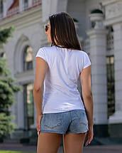 """Женская футболка с рисунком """"Baby Mous"""", фото 3"""