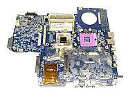 Материнская плата не рабочая на запчасти для ноутбука Toshiba Satellite X205