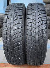 Шины б/у 165/80 R13 Bridgestone Noranza, шип-ЗИМА, пара, 6.5-7 мм