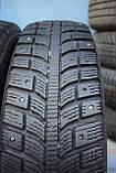 Шины б/у 165/80 R13 Bridgestone Noranza, шип-ЗИМА, пара, 6.5-7 мм, фото 2