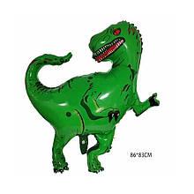 Фольгований куля динозавр 86×83 см