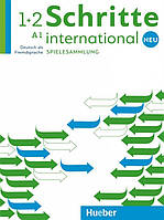 Schritte international Neu 1 + 2, Spielesammlung / Учебное пособие немецкого языка