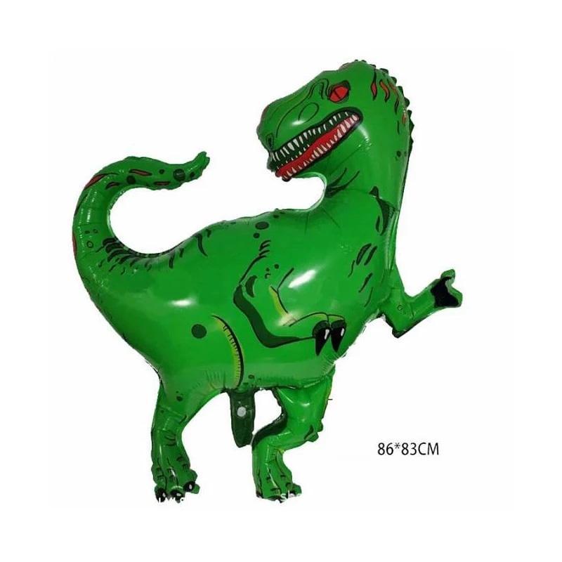 Фольгированный шар Динозавр Т-REX  86×83 см