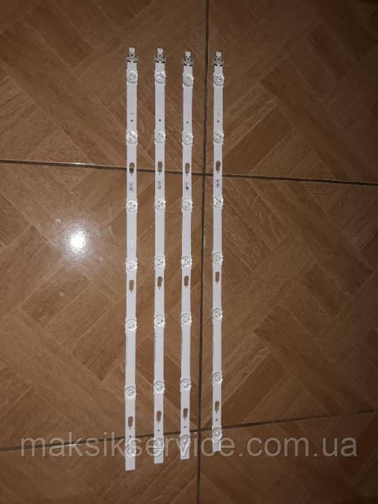 Подсветка матрицы телевизора Samsung V5DF-320DC1-R2 15.01.27 UE32J6500