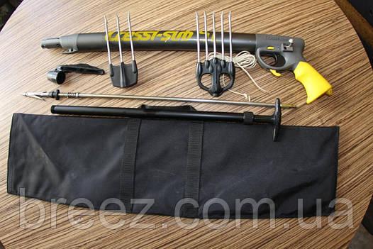 Пневматическое ружьё CRESSI 40 см без регулятора силы боя, фото 2