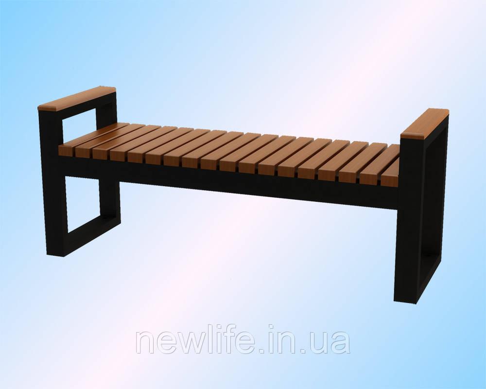 Парковые скамейки, модель Модерн 11