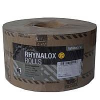 Наждачний папір INDASA RHYNALOX WHITE LINE рулон 115мм х 50м P120