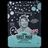 Очищающая маска-патч для лица Petite Maison