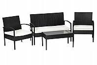 Садовая мебель ДИВАН+2 кресла+стол ПОЛЬША