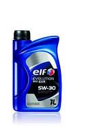 Моторное масло ELF 5W30 EVOLUTION 900 SXR ( API SL/CF , ACEA A5/B5 ) 1L синтетика