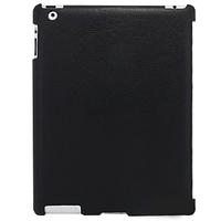 Чехол Melcko из высококачественной кожи для iPad 2/3/4 черный