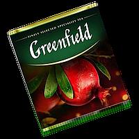 """Чай зеленый пакетированный  Greenfield """"Grand Fruit"""" 100шт (полиэтиленовый пакет)"""