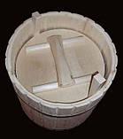 Кадка дубовая для засолки 100 литров, фото 3