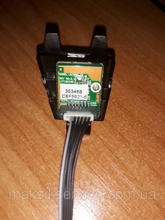 IR TV Samsung UE32J6500 MODEL: JU7500 IR REV NO:2.2 35346B