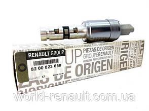 Электромагнитный клапан фазорегулятора на Рено Гранд Сценик III K4M 1.6i 16V / Renault (Original) 8200823650
