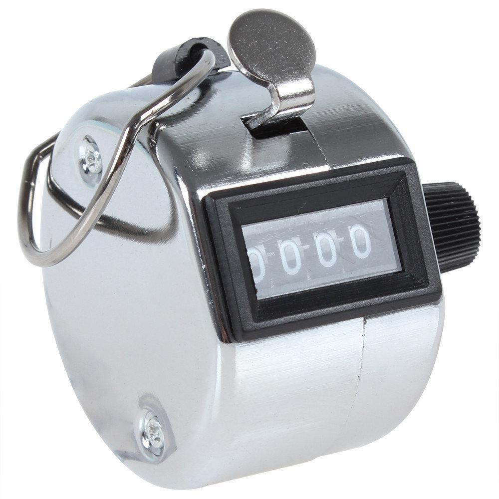 Ручной счетчик 4-разрядный 0000-9999