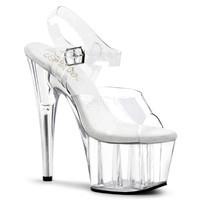 Adore-708 ― силиконовые стрип босоножки, обувь Pleaser