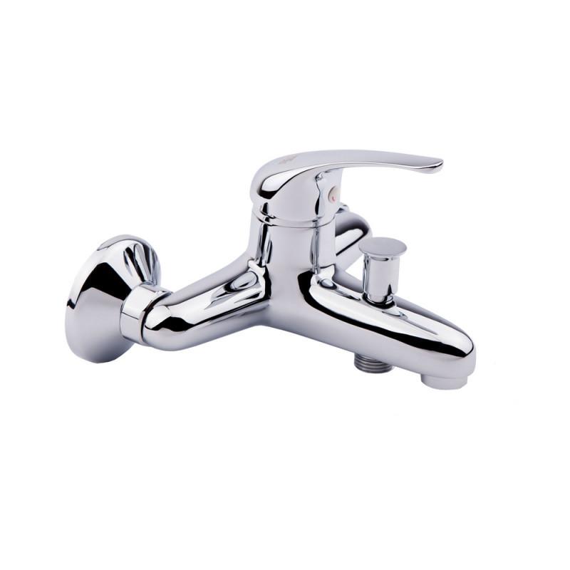 Смеситель для ванны из латуни Bianchi Star VSCSTR2004#STRSKCRM (VSCSTR 2004SK CRM) Италия! Качество!